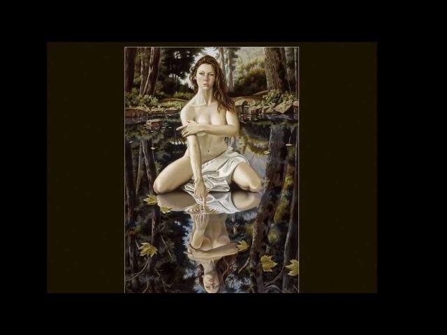 Женщина и её Душа. /Флейта бога (Мир лунного света)/