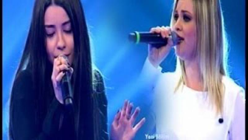 Bahar Taşkıran Berfin Bulut - Nayino - O Ses Türkiye