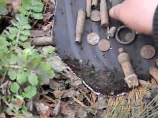 Поиск клада с металлоискателем Minelab x-terra 705. Часть 3