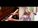 Chrono Trigger Frog and Lucca's Theme Violin and Piano Cover with Verdegrand