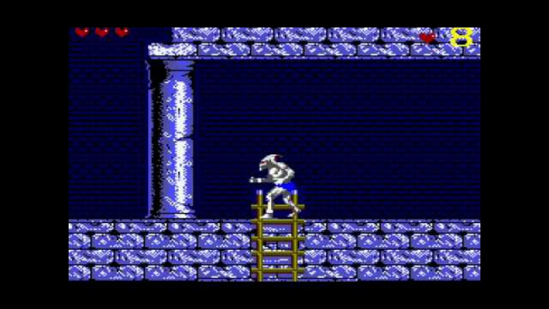 Master System Longplay [063] Shadow of the Beast