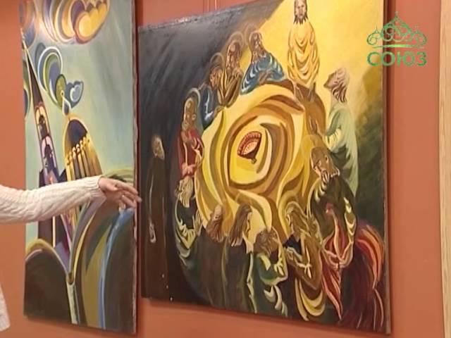 Выставка художницы Елены Руфовой «Истины по лжице»