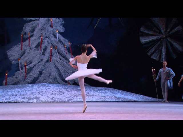 Pyotr Ilyich Tchaikovsky Nina Kaptsova Dance of the Sugar Plum Fairy 2010