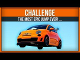 Forza Horizon 2 - Challenge #7 - The Most Epic Jump Ever! ...