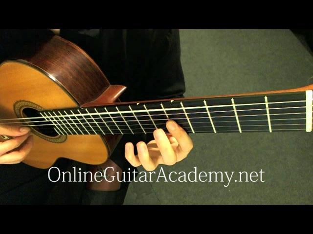 Moonlight Sonata, No. 14, mvt. 1, Adagio (Guitar Transcription) - Ludwig van Beethoven