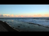 Закат на побережье Индийского океана. Шри-Ланка