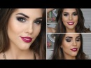 GRWM: CLUBBING MAKEUP TUTORIAL | Urban Decay Naked Basics Palette