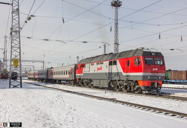 станция Барнаул. С
