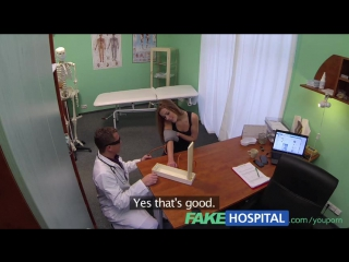Seduced By Doctor In The Fake Hospital