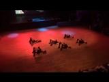Restless chicks - 4 место в номинации кубок Урала по танцам