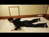 Упражнения для спины от Шамиля Аляутдинова (лечение грыжи)