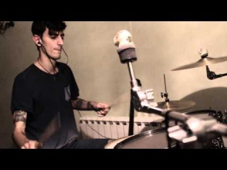 Azis Manukyan Drumcover ( Dave Weckl - Hard Wired ) (Home Video)