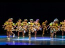 Тодес Калуга отчетный концерт 08 06 2013 номер Па американо группа NEXT