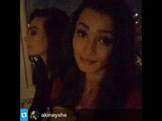 Tuvana Turkay on Instagram