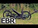 Outrider 422 Alpha Video Review - High Power Recumbent Electric Trike, Touring Setup