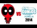 Deadpool vs ConComics Morelia 2014