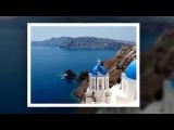 Красивые острова Греции . муз ДиДюЛя-греческая... T