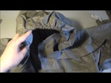 Немецкий костюм химзащиты SBA-1 (ГДР) | German chemical protection suit SBA-1 (GDR)