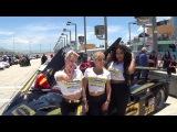 FARA ГОНКИ Майами 2015 Девушки Машины Скорость Ламборгини Super Trofeo и другие.