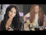 The Pretty Reckless - House On A Hill (cover by Sershen &amp Zaritskaya)
