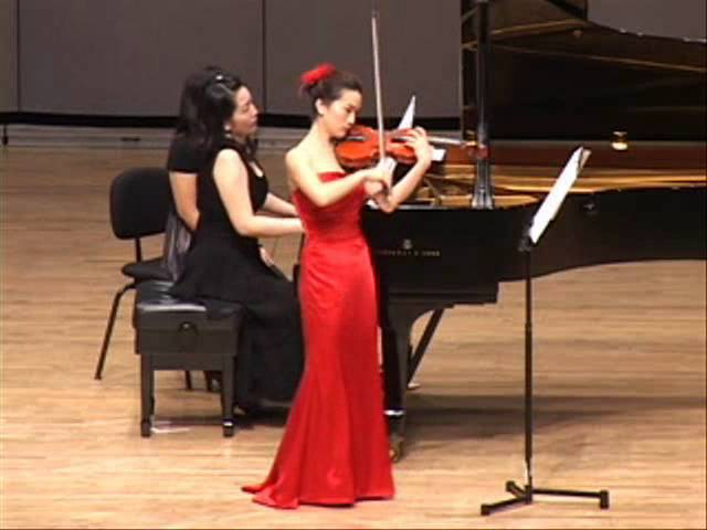 Astor Piazzolla: Adios Nonino Violin: Chien-Wen Liang 小提琴: 梁茜雯