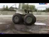 Чебуратор -- самый проходимый вездеход в мире! Чудо техника