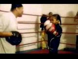 5 Year Old Boxer! [The Next Floyd Mayweather  Is This The Future Of Boxing]
