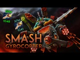 ONE MAN ARMY - Smash 7300 MMR Gyrocopter Gameplay