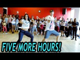 FIVE MORE HOURS - Chris Brown &amp Deorro Dance @MattSteffanina Choreography