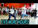 FIVE MORE HOURS - Chris Brown Deorro Dance | @MattSteffanina Choreography