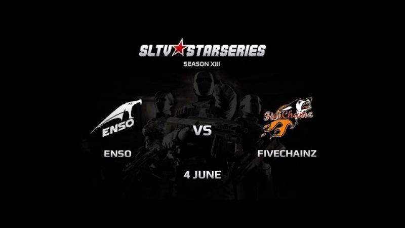 FiveChainz vs TM.ENSO [SLTV Season XIII] @pb
