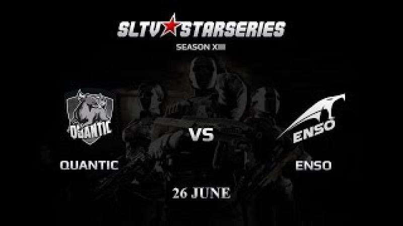TM.ENSO vs Quantic [SLTV Season XIII] @mid