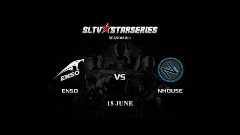 TM.ENSO vs NHouse [SLTV Season XIII] @mid