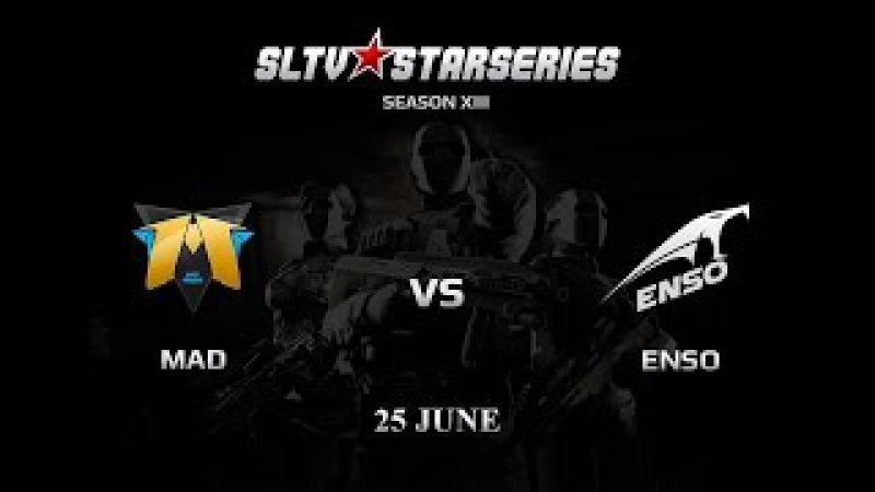 MaD vs TM.ENSO [SLTV Season XIII] @vvg