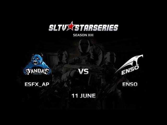 ESFX_AP vs TM.ENSO [SLTV Season XIII] @vvg