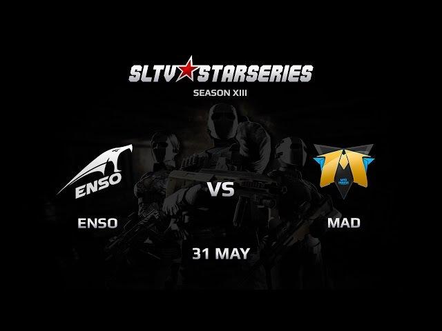 MaD vs TM.ENSO [SLTV Season XIII] @mid