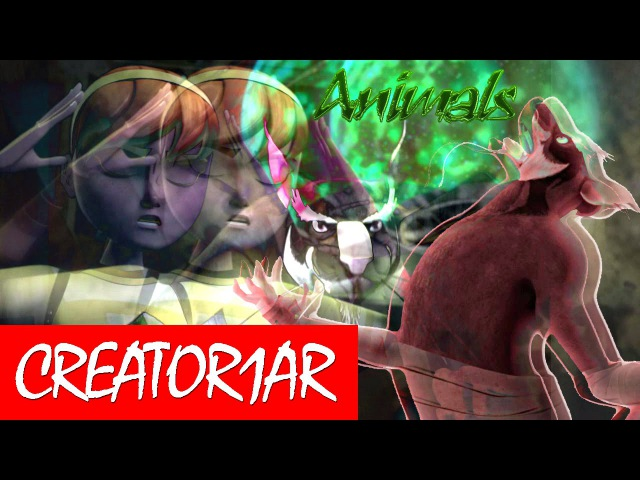 April O'Neil - Animals - Nabiha TMNT 2012 ♫