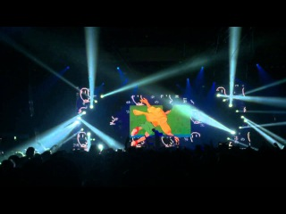 Porter Robinson Worlds Tour - Frequency 2015