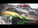 WRC rally Mexico 2015, WRC-2 review, part 2