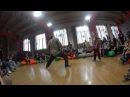 Sirop vs Кристина Лавреньтьева 1 4 Hip Hop Pro DeFunkyFunky