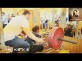 Gunel Talybova Тренировка 13.10.2014 (Приседания)