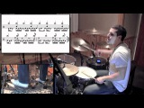 Periphery - Icarus Lives (Drum Cover &amp Lesson) by Troy Wright