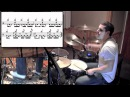 Periphery Icarus Lives Drum Cover Lesson by Troy Wright