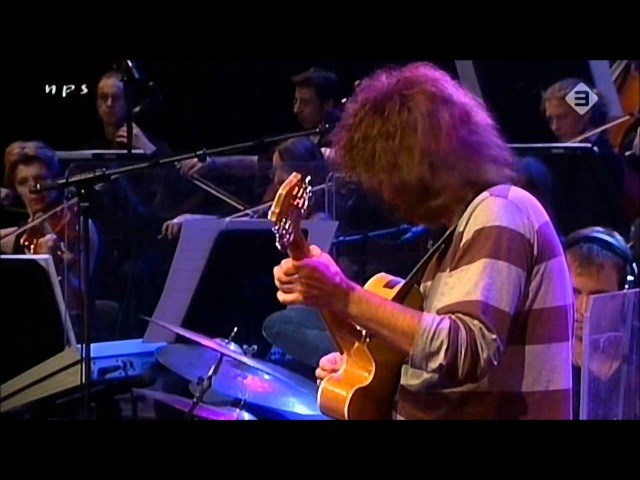 Pat Metheny and The Metropole Orchestra (2003) ~ Minuano