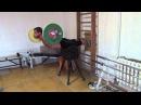 Klokov Dmitry Specially exercise for BACK