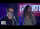 Zazie Axel Bauer - A ma place en live dans le Grand Studio RTL - RTL - RTL