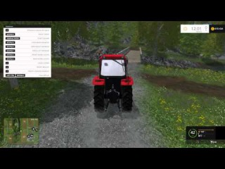 Мод трактора Беларус МТЗ MTZ 1025.3 v 1.0 Farming Simulator 2015