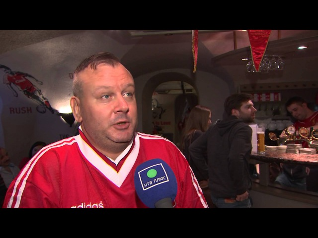 Репортаж из Palati Liverpool cafe в Английском акценте на НТВ