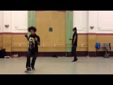 LES TWINS performing for Alonzo King, LInes Ballet and Hubbard Street Dancers