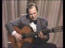 Russian 7 string guitar - Sergei Orekhov - Romans from 'The Snow Storm''